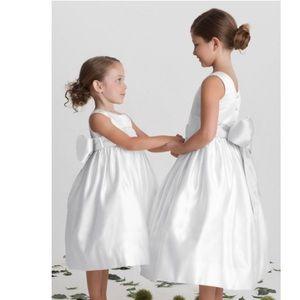 NWOT Beautiful Satin Dress